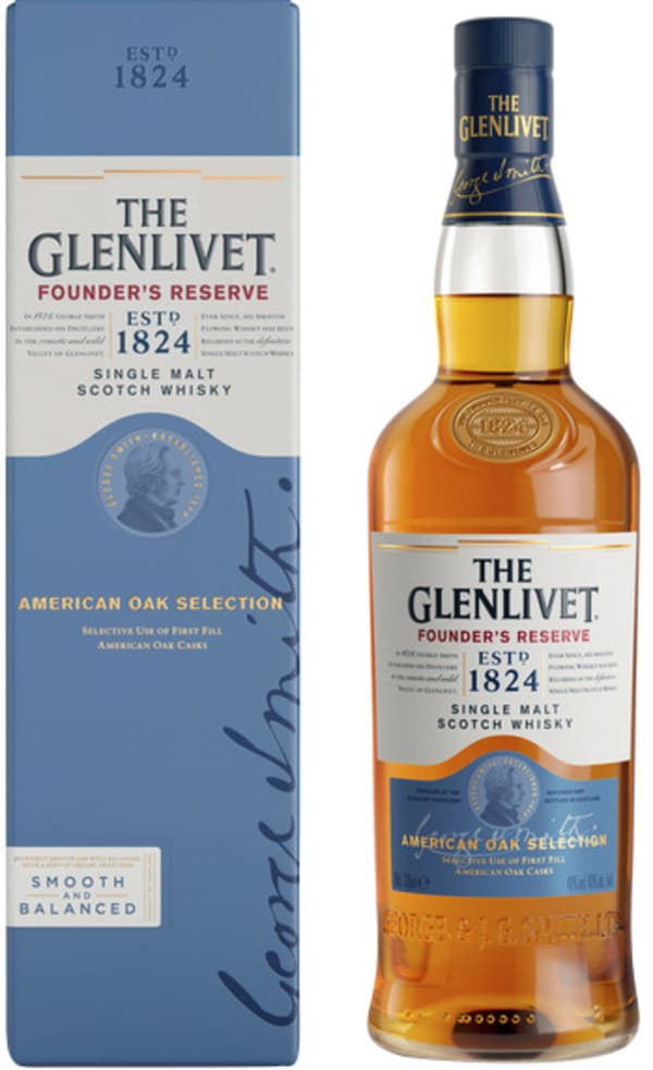 The Glenlivet Founder's Reserve Single Malt
