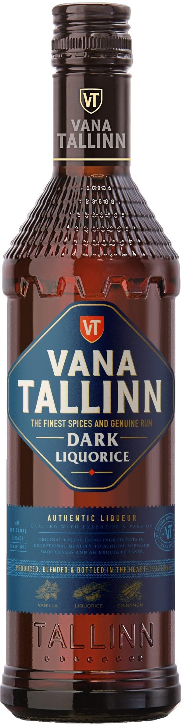Vana Tallinn Tumma Lakritsi Suomi 100 Vuotta