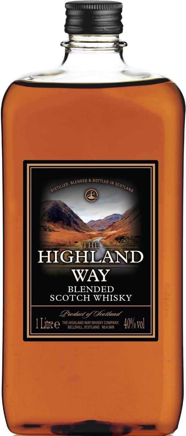 The Highland Way  muovipullo
