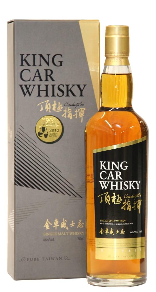 King Car Conductor Single Malt