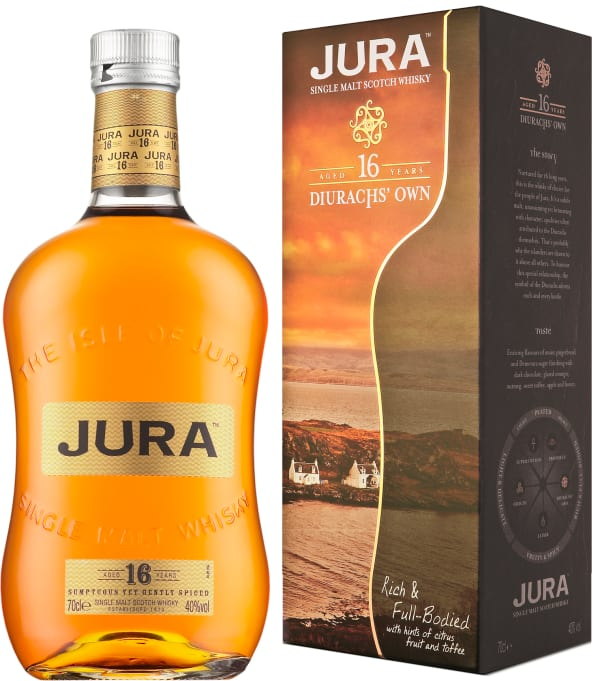 Jura Diurachs' Own 16 Year Old Single Malt
