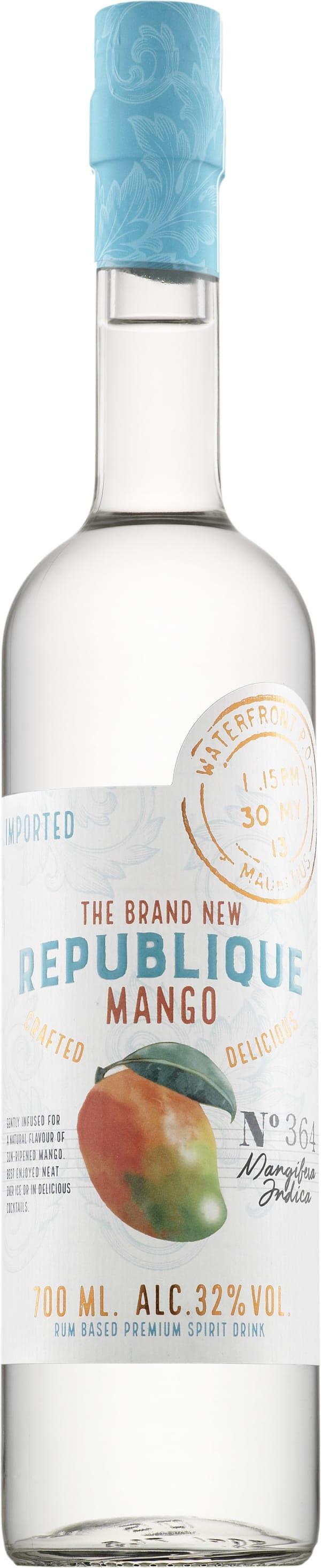 The Brand New Republique Mango