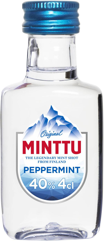 Minttu Peppermint  plastic bottle