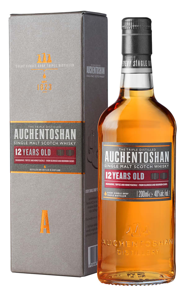 Auchentoshan 12 Year Old Single Malt