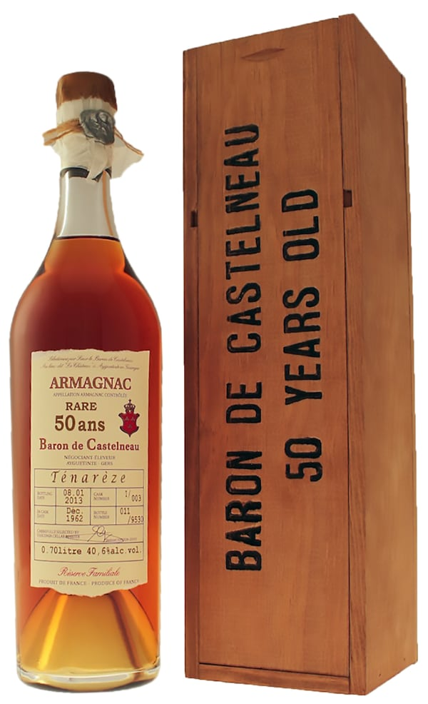 Baron de Castelneau 50 Years Old 1963