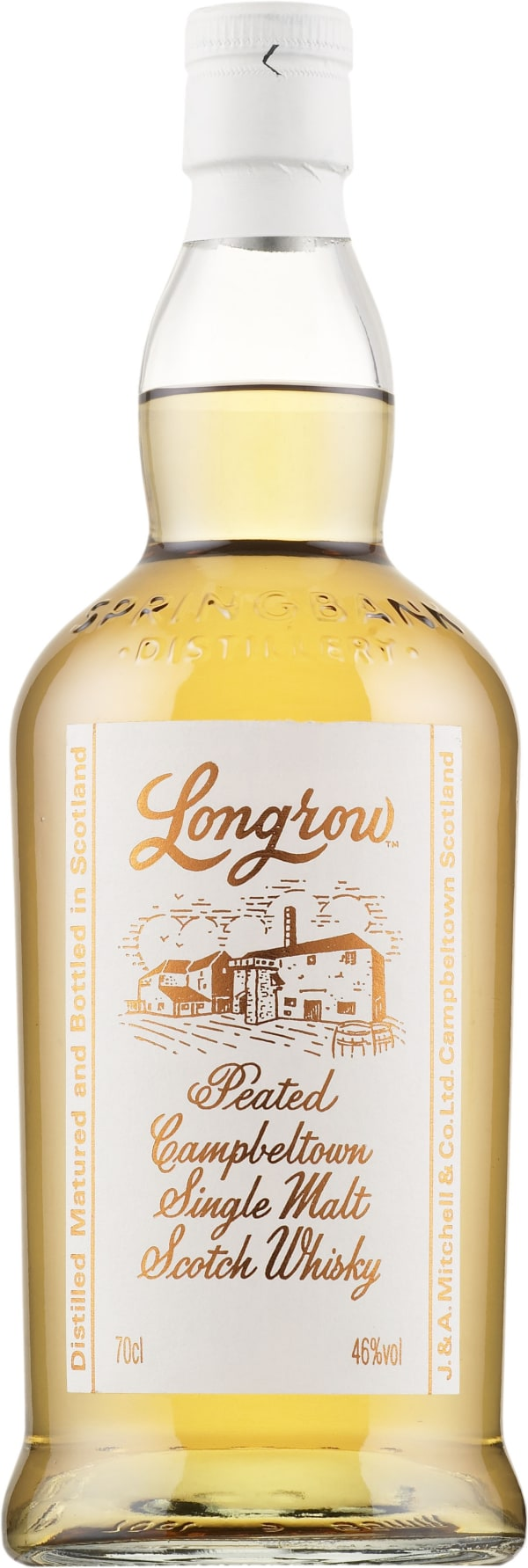 Longrow Peated Single Malt