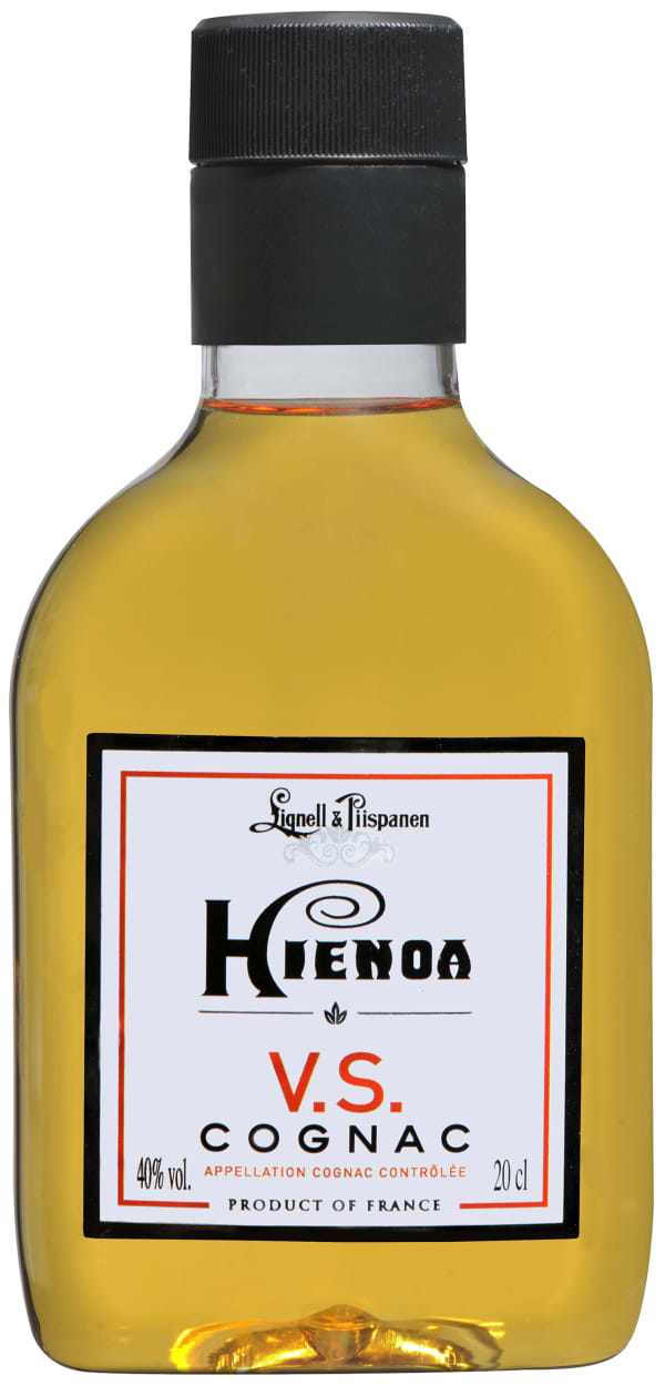 Hienoa Cognac VS  plastic bottle