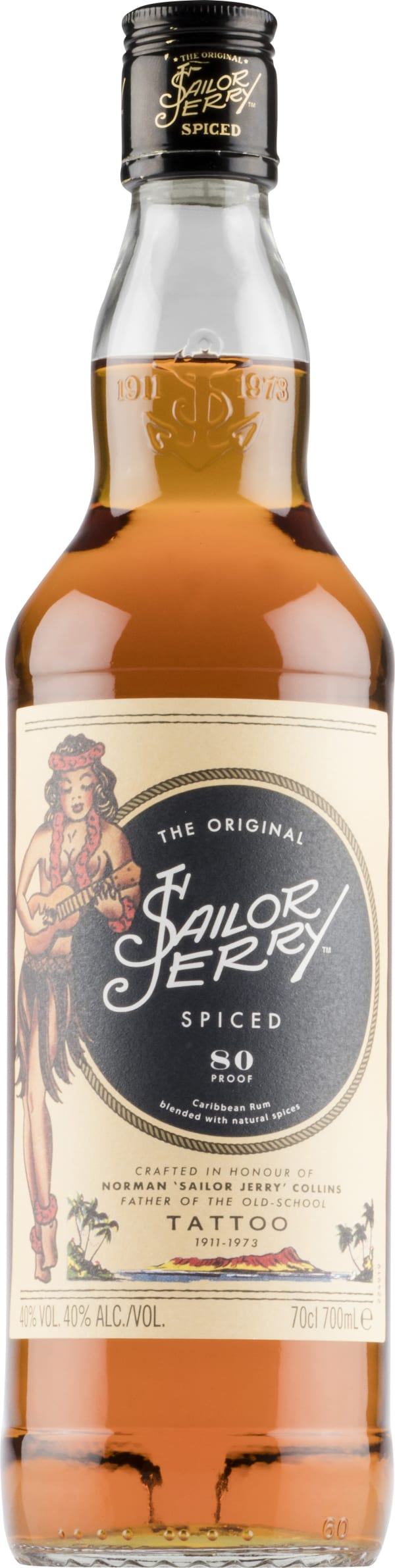Sailor Jerry Spiced