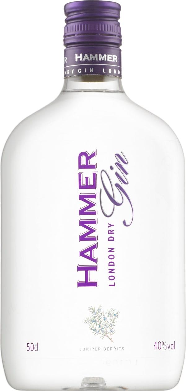 Hammer London Dry Gin  plastflaska