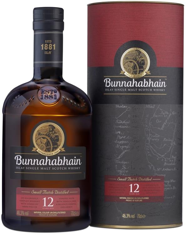 Bunnahabhain 12 Year Old Single Malt