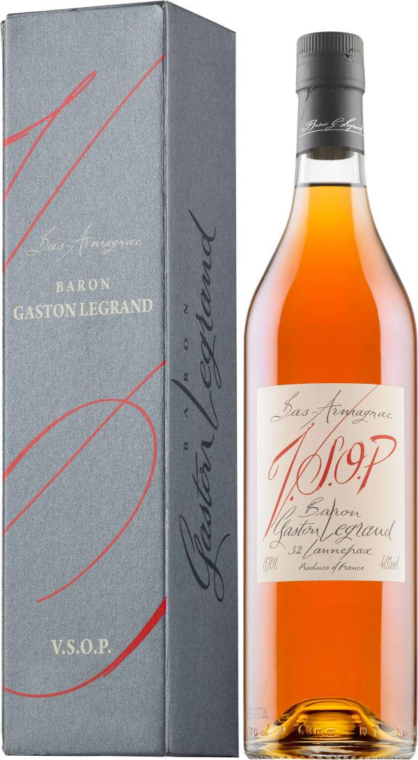 Baron Gaston Legrand Bas-Armagnac VSOP