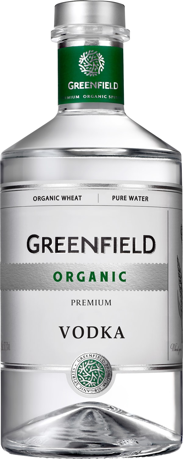 Greenfield Organic Vodka