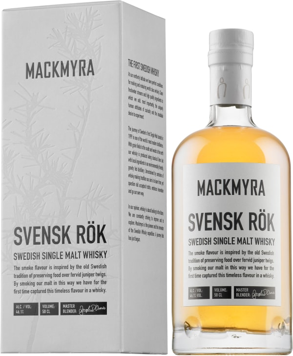 Mackmyra Svensk Rök Single Malt
