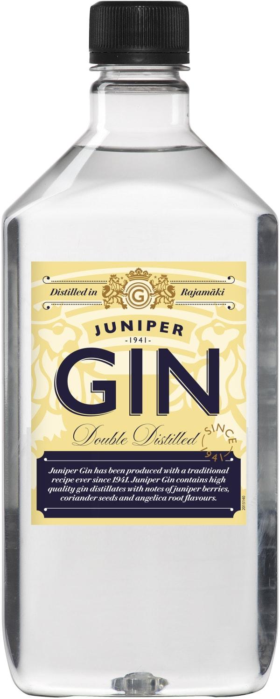 Juniper Gin plastflaska