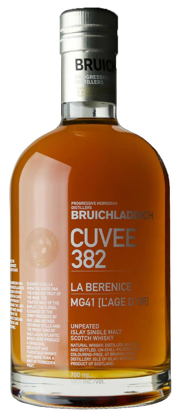 Bruichladdich Cuvee 382 La Berenice Single Malt