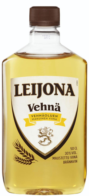 Leijona Vehnä  plastic bottle