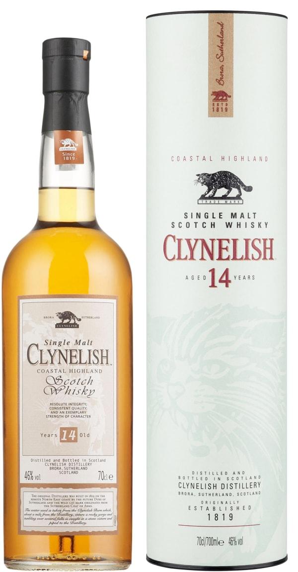 Clynelish 14 Year Old Single Malt