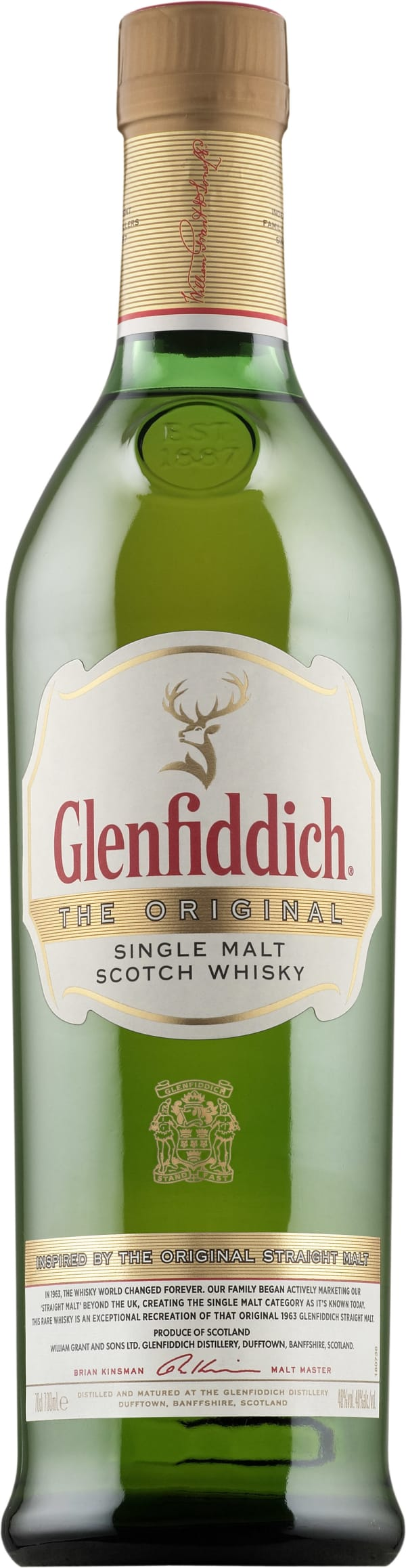 Glenfiddich The Original Single Malt