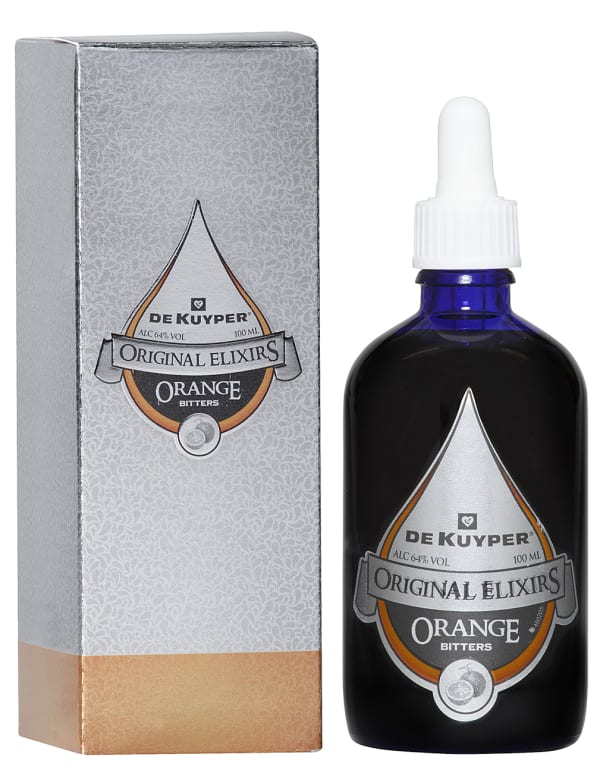 De Kuyper Original Elixirs Orange Bitters
