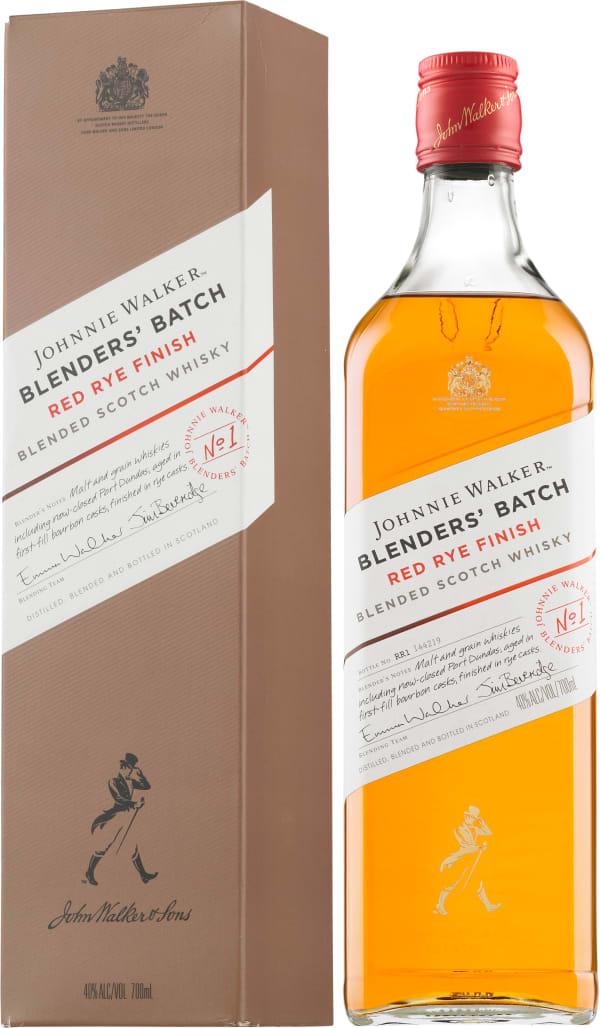 Johnnie Walker Select Casks  Rye Cask Finish  Johnnie Walker