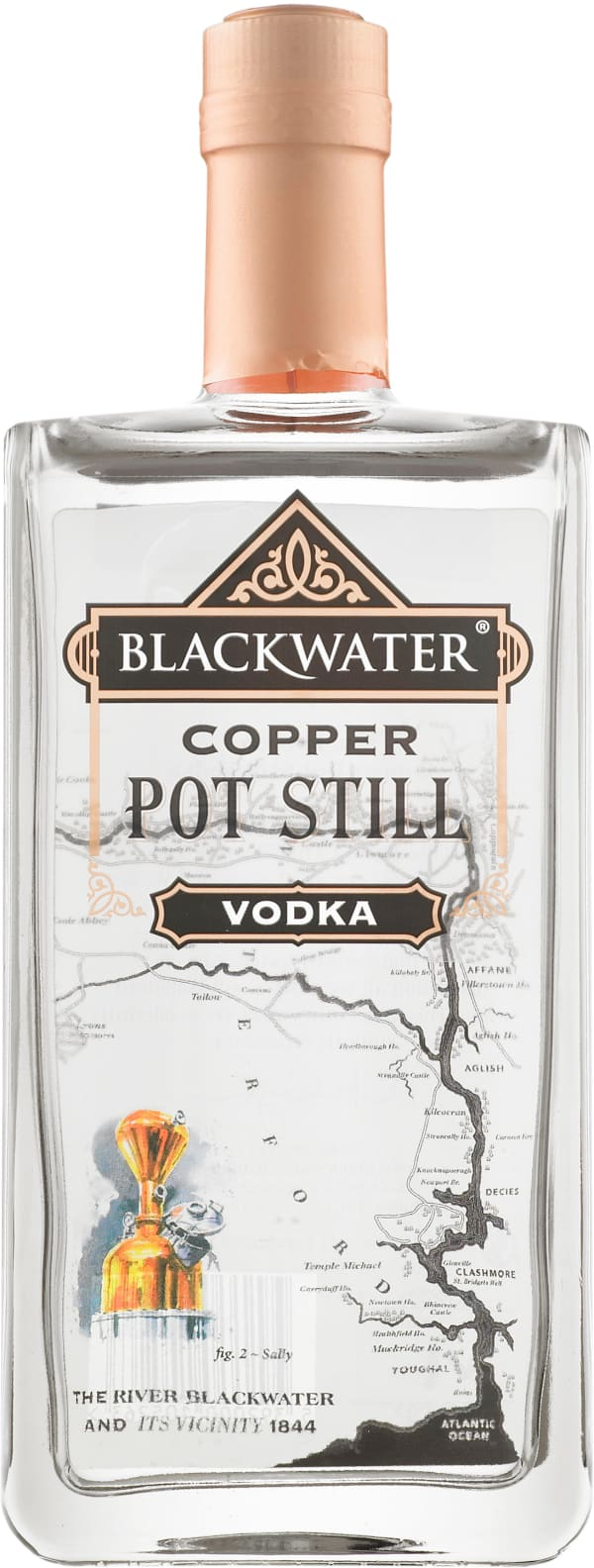 Blackwater Pot Still Vodka