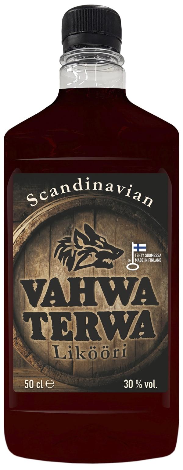 Scandinavian Vahwa Terwa  muovipullo