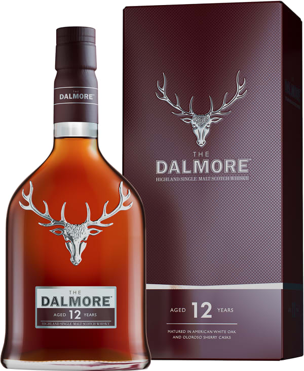 The Dalmore 12 Year Old Single Malt