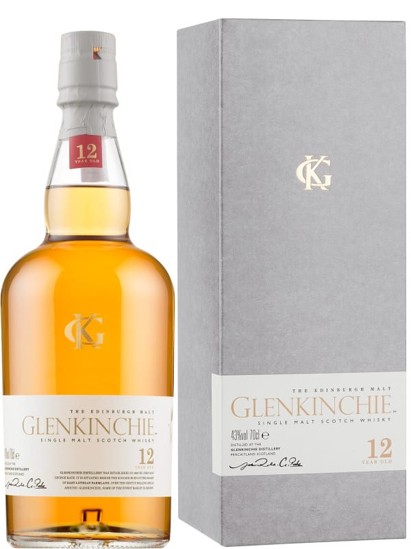 Glenkinchie 12 Year Old Single Malt