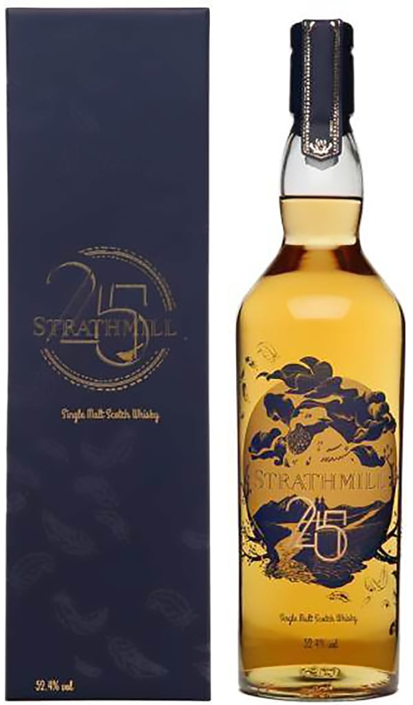 Strathmill 25 Year Old Single Malt