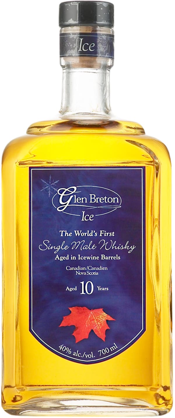 Glen Breton Ice 10 Year Old Single Malt