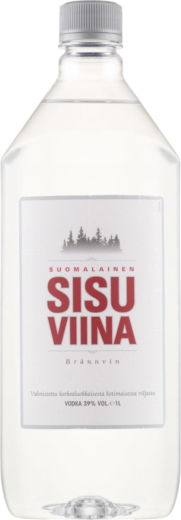 Sisuviina plastic bottle