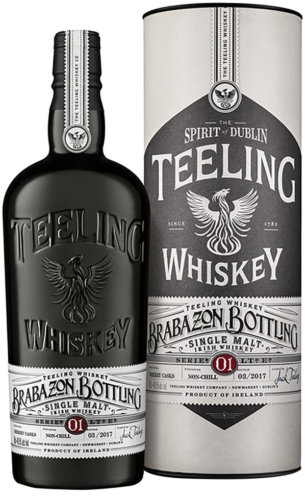 Teeling Single Malt Brabazon Bottling 1