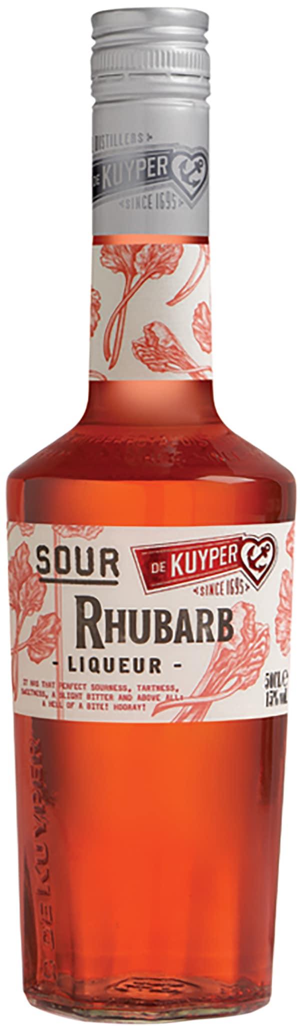 De Kuyper Sour Rhubarb