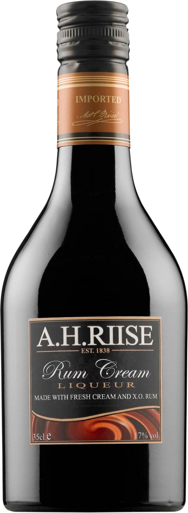 A.H. Riise XO Rum Cream