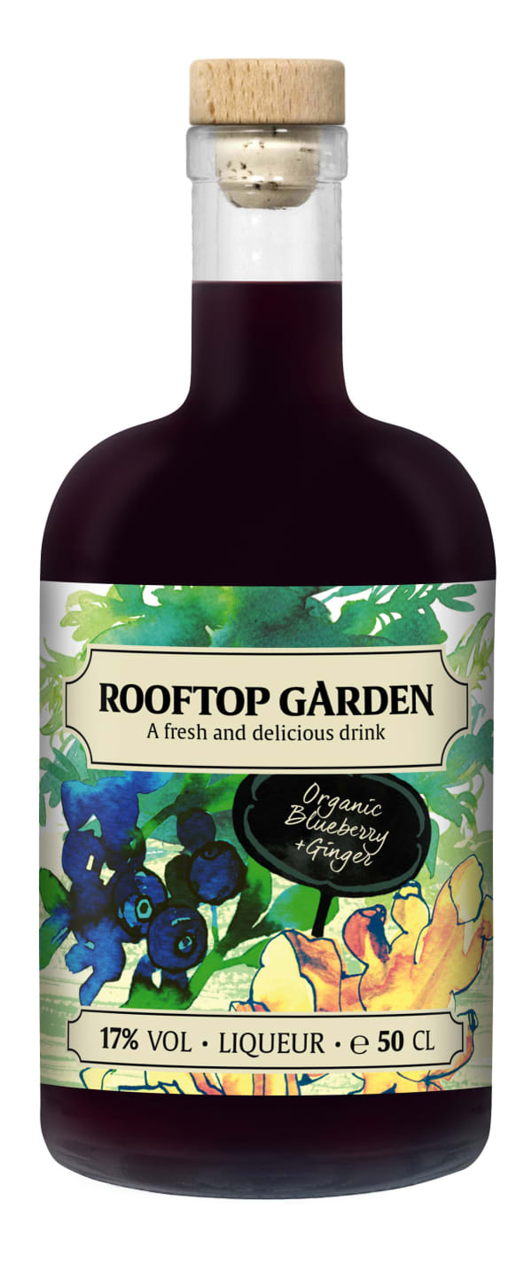 Rooftop Garden Organic Blueberry Ginger