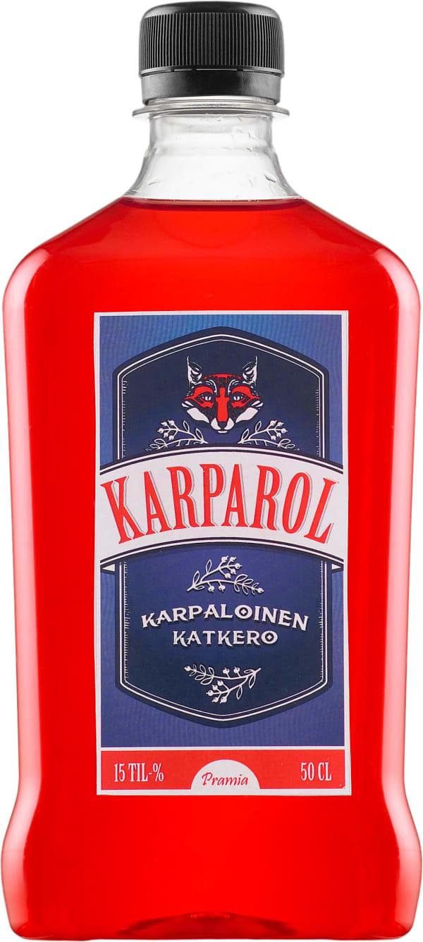 Pramia Karparol  plastic bottle
