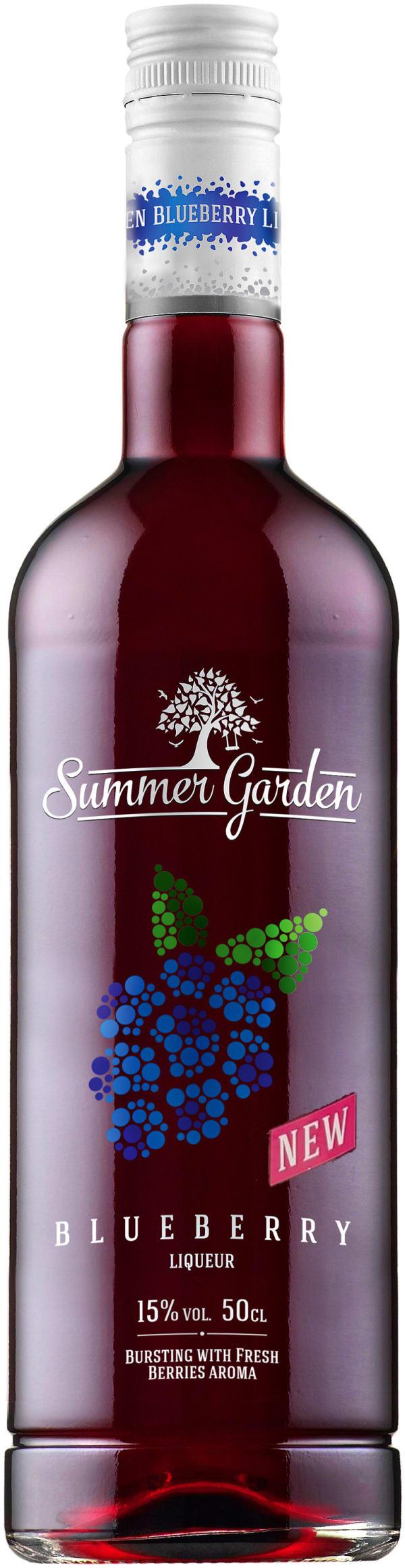 Summer Garden Blueberry