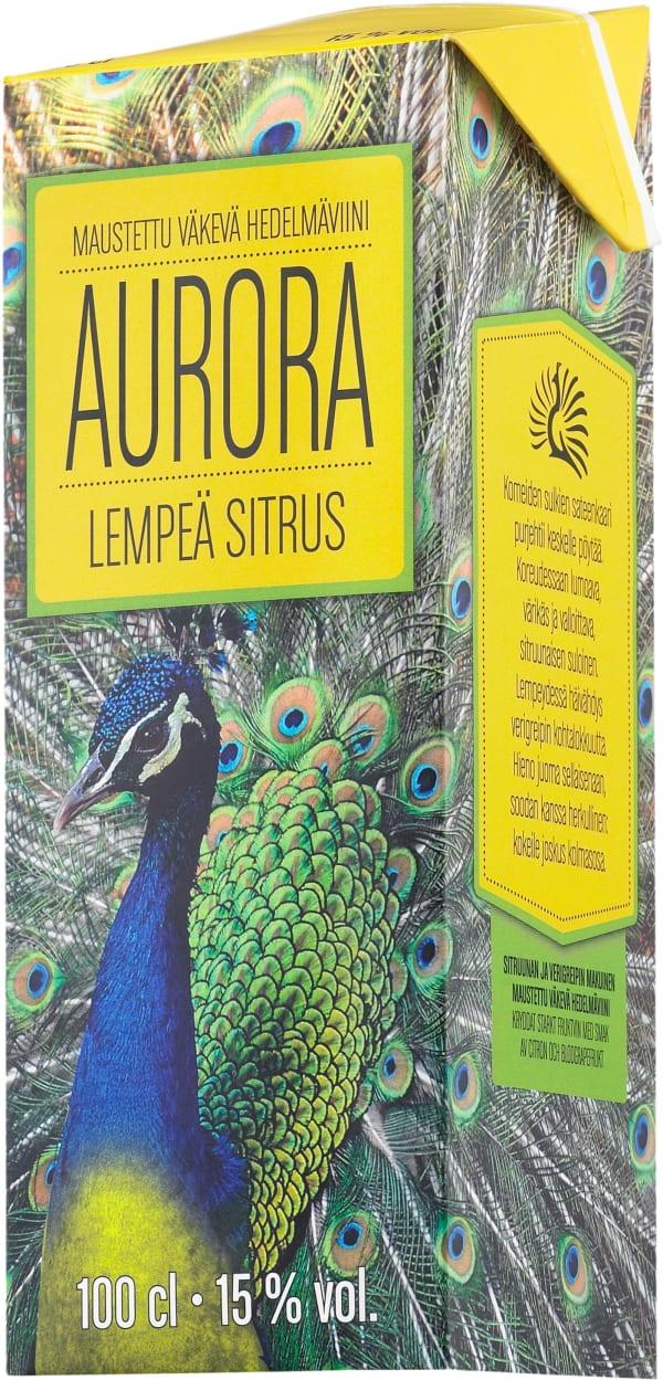 Aurora Lempeä Sitrus  kartonkitölkki