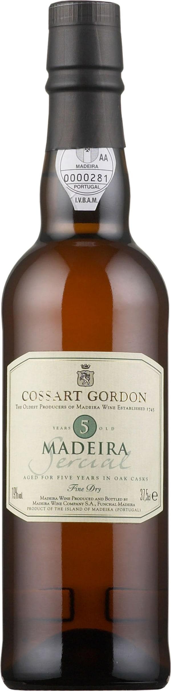 Cossart Gordon 5 Year Old Sercial Madeira