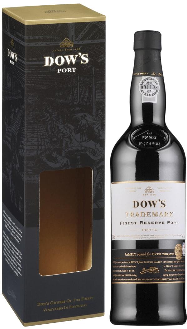 Dow's Trademark Finest Reserve Port lahjapakkaus