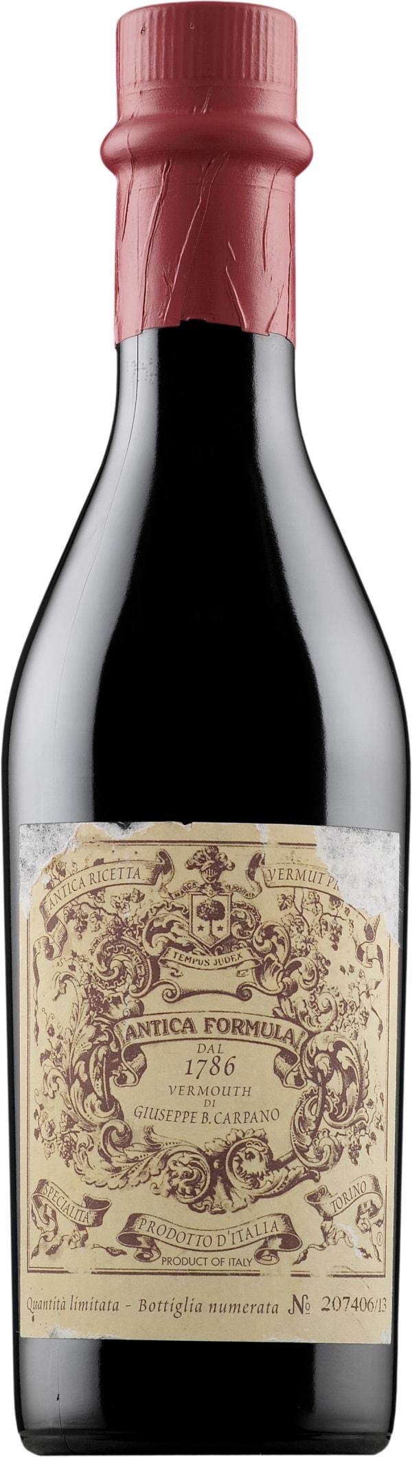 Antica Formula dal 1786 Vermouth
