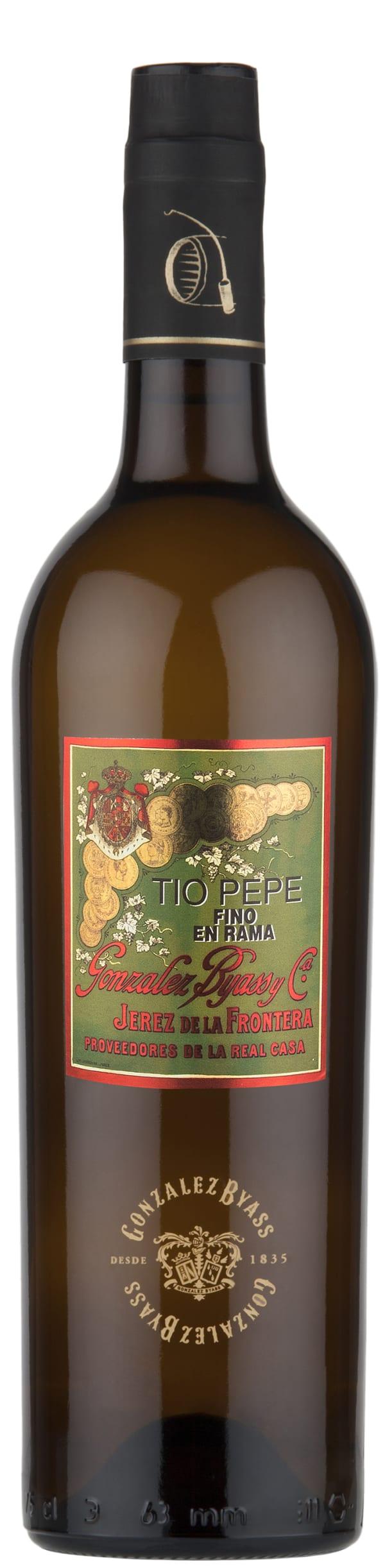 Tio Pepe Fino en Rama