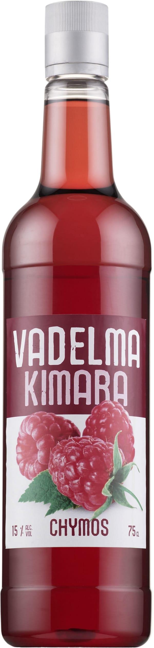 Chymos Vadelma Kimara  plastic bottle