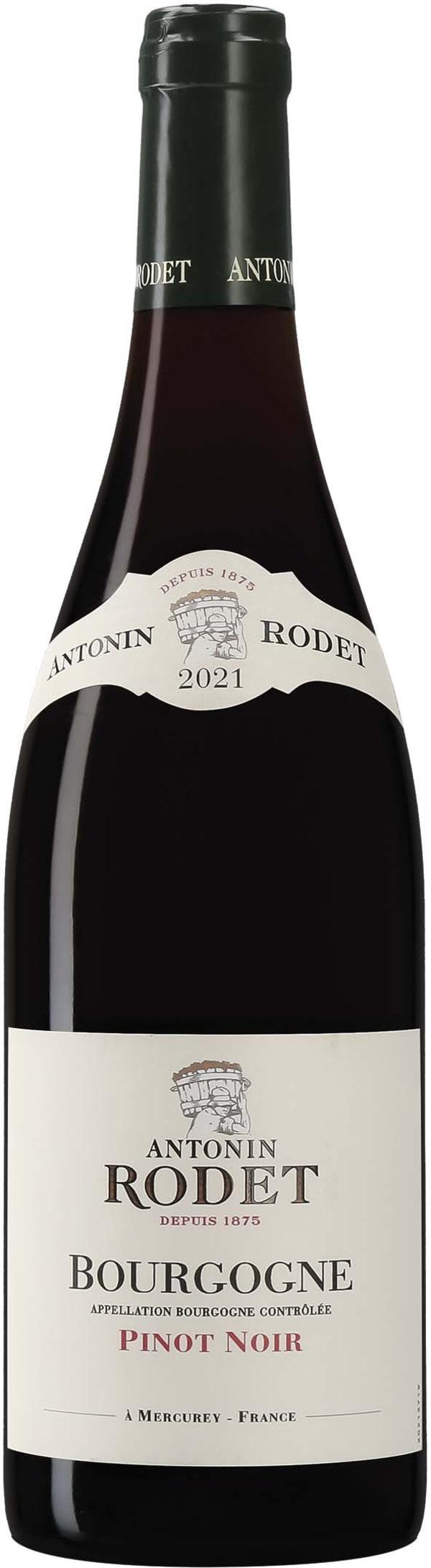 Antonin Rodet Pinot Noir 2015