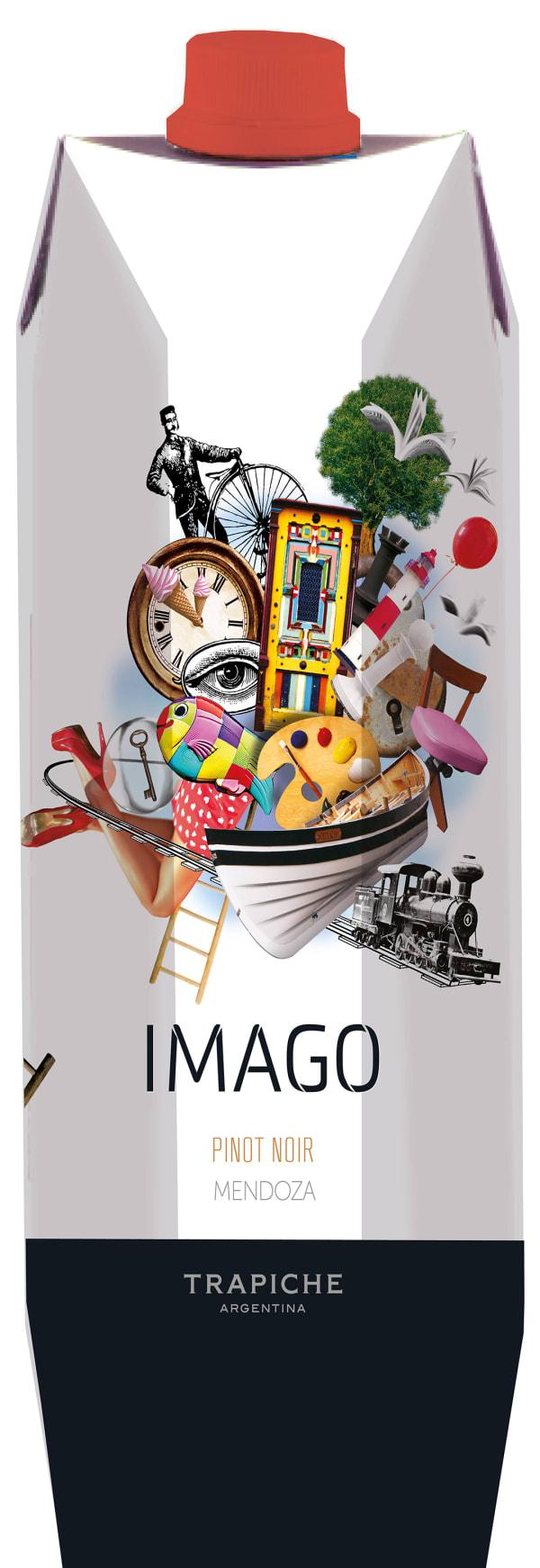 Trapiche Imago Pinot Noir 2015 carton package