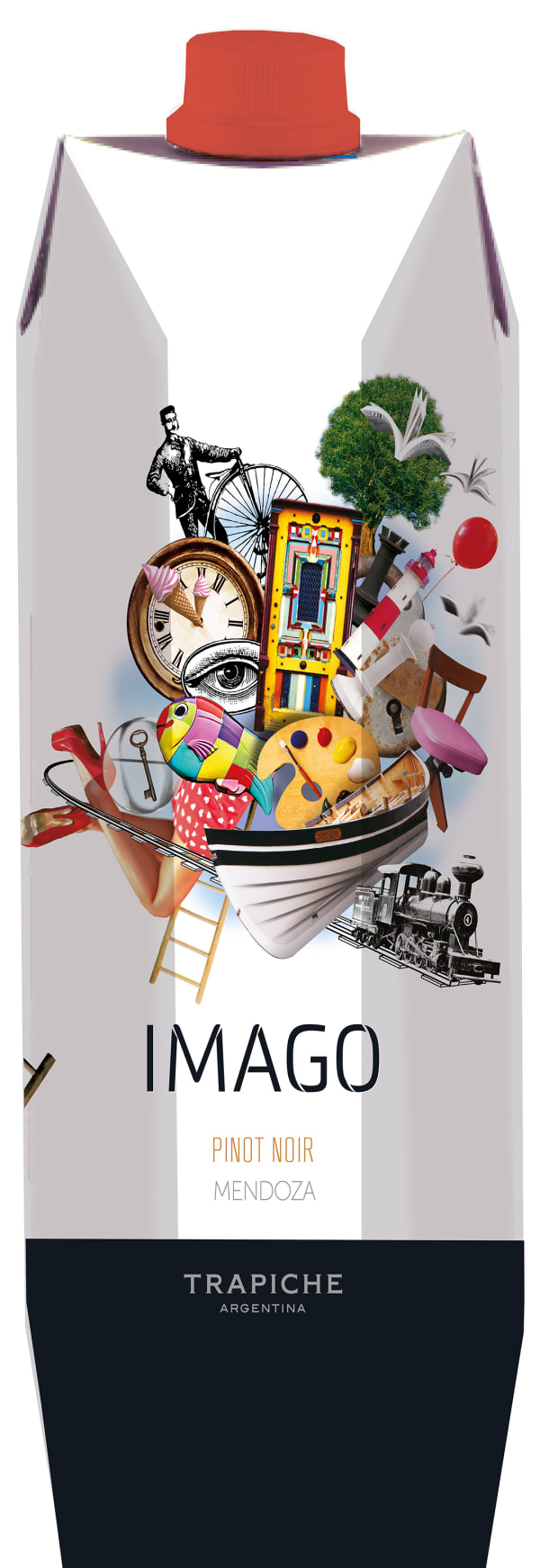 Trapiche Imago Pinot Noir 2015 kartongförpackning