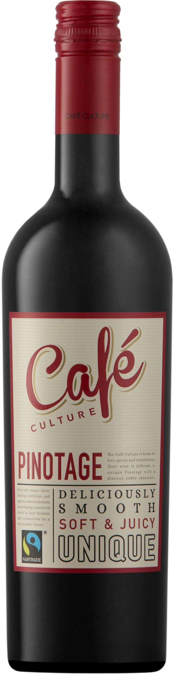 Café Culture Pinotage 2016