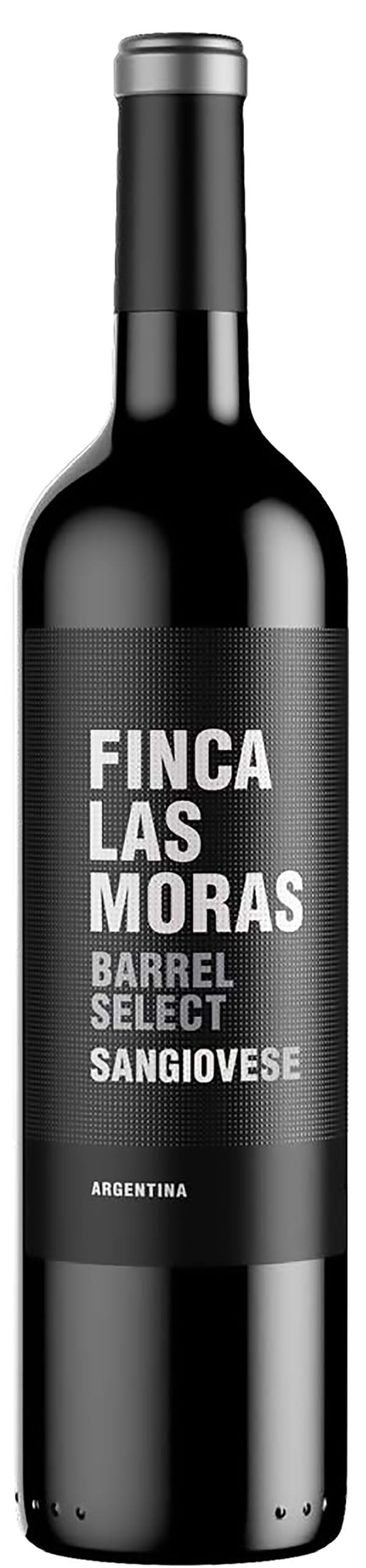 Finca Las Moras Barrel Select Sangiovese 2015