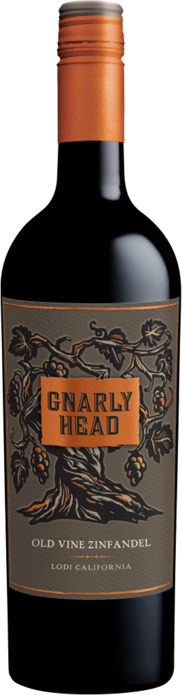 Gnarly Head Old Vine Zin 2015
