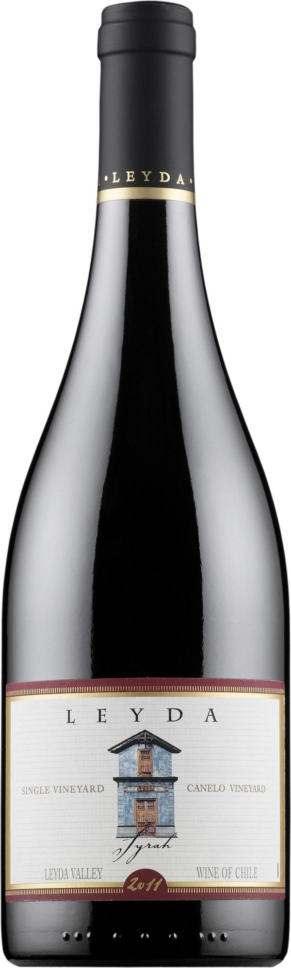 Leyda Single Vineyard Canelo Syrah 2013